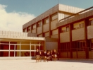 1969 Colegio Santo Ángel de la Guarda (Canillejas, Madrid) patio